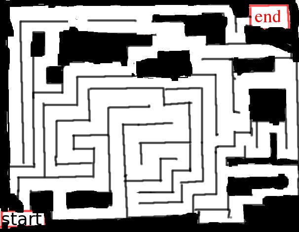 Calder's Maze