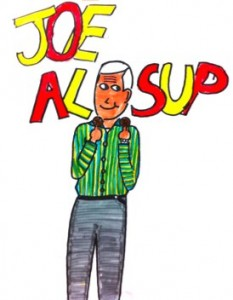 Principal Joe Alsup by Kiwi