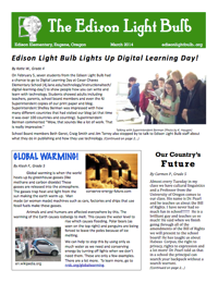 March 2014 Print Edition